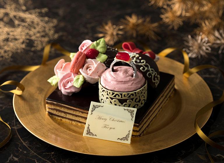 第一ホテル東京のクリスマス2019|クリスマスケーキ|阪急阪神第一 ...