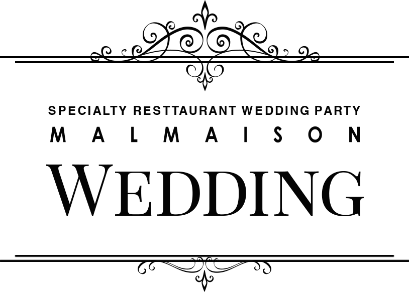 SPECIALTY RESTTAURANT WEDDING PARTY MALMAISON WEDDING