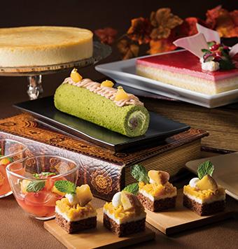 Autumn Dessert Festival~秋の収穫祭~の写真