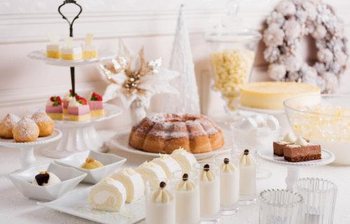 Snow White Dessert ~冬のデザート~の写真