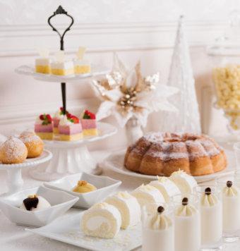 Winter White Dessert~冬のデザート~の写真
