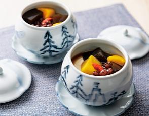 豆花&コーヒーゼリーの写真