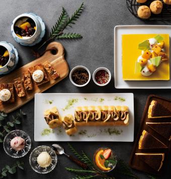 Summer Exotic Dessert<br>~魅惑の香りと、トレンドデザート~の写真