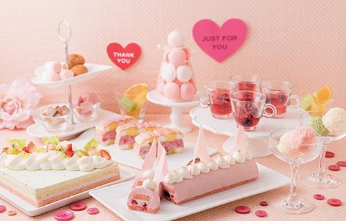 Pink!Spring Dessert~ピンク!スプリング・デザート~の写真