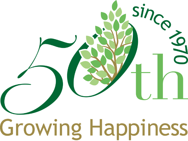 50th Growing Happiness